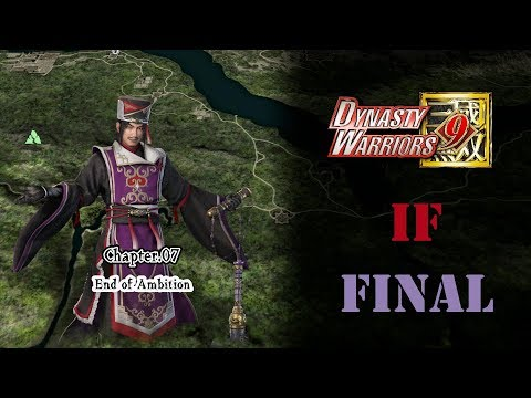 Dynasty Warriors 9 - IF - Chen Gong's Story 10 Final (included All Main Missions)