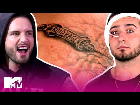 These Bros Brawl After This Tattoo Reveal How Far Is