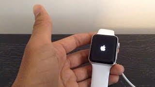 How to reset your Apple Watch password!