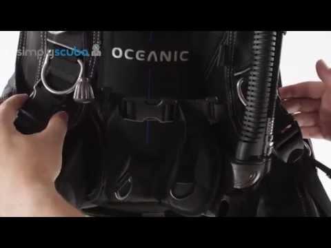 Oceanic Atmos BCD – www.simplyscuba.com