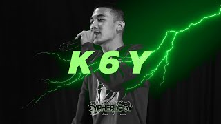 CYPHERLOGY MVP รวมท่อนแร็พ K6Y (แชมป์รายการ) | RAP IS NOW