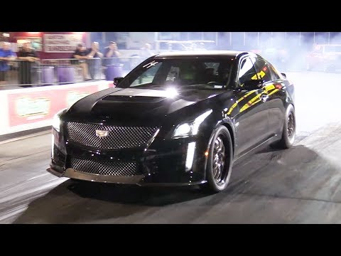 Demon Killer CTSV – Watch out for this Cadillac