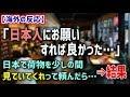 【海外の反応】「日本人にお願いすれば良かった…」日本で荷物を少しの間見ていてくれって頼んだら…⇒結果…
