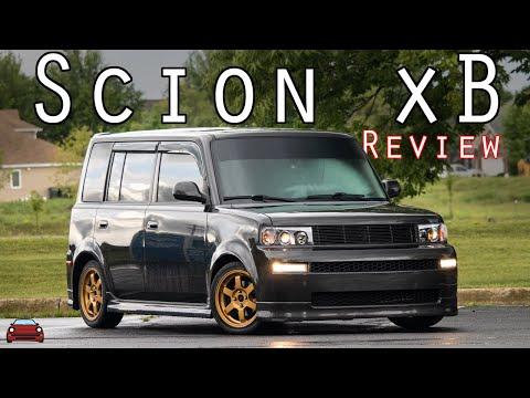 2006 Scion xB Review - Manual & Modified!