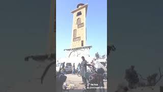 preview picture of video 'Ghanta ghar kandhkot sindh Pakistan'