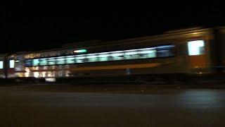 preview picture of video 'KLB Kirim Rangkaian Kereta Api Ekonomi Terbaru Stainless Steel'