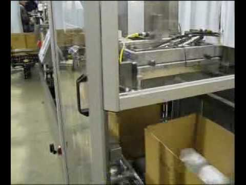 Case Packing for the Beverage Industry