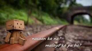 Makapiling Ka - Spongecola with lyrics