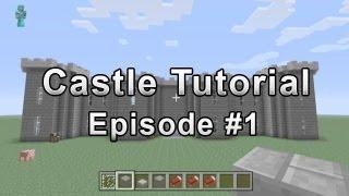 minecraft tutorial castle xbox 360 - Thủ thuật máy tính
