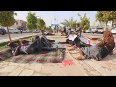 La dura travesía desde el Cuerno de África hasta Yemen