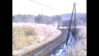 preview picture of video 'ÖBB 2050 Niederfladnitz 1991'