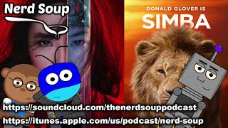Mulan First Official Trailer & The Little Mermaid Casting   The Nerd Soup Podcast