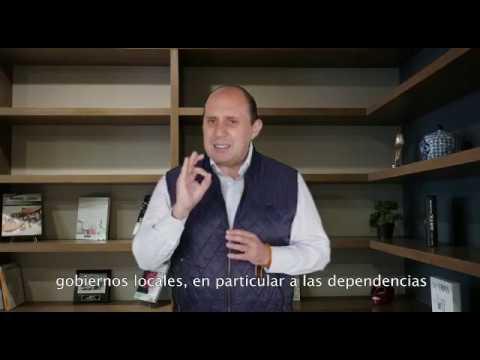 Videocolumna: Exhorto a las 32 entidades federativas a prevenir el Coronavirus