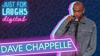 Dave Chappelle - I'm Not Taking Advice From A Convict