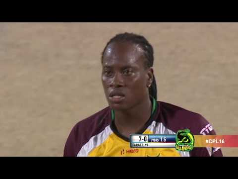 CPL 2016 Final Highlights - Guyana Amazon Warriors v Jamaica Tallawahs