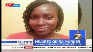 Postmortem report into death of Mildred Akinyi Odira: She could've been pushed out of a car