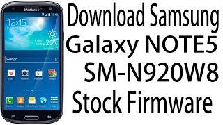 Download Samsung GALAXY NOTE-5 SM-N920W8 Firmware - 免费在线