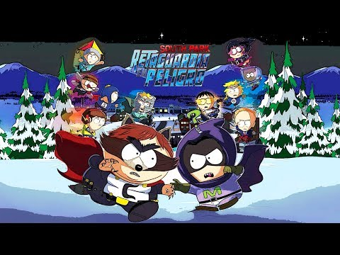 SOUTH PARK Retaguardia en Peligro - Pelicula Completa Español HD 1080p (Game Movie 2017)
