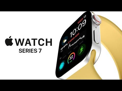 Apple Watch Series 7 – НОВЫЙ ДИЗАЙН, ЦЕНА, ДАТА АНОНСА и ХАРАКТЕРИСТИКИ