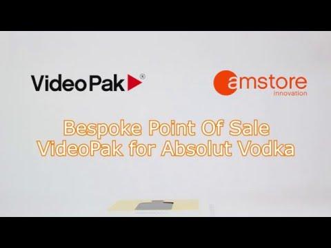 Watch Videos VideoPak Video Brochure