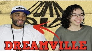 MY DAD REACTS TO Dreamville - Down Bad ft. JID, Bas, J. Cole, EARTHGANG & Young Nudy REACTION
