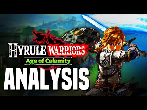 Hyrule Warriors: Age of Calamity Full Analysis (Zelda: Breath of the Wild Prequel / Spinoff)