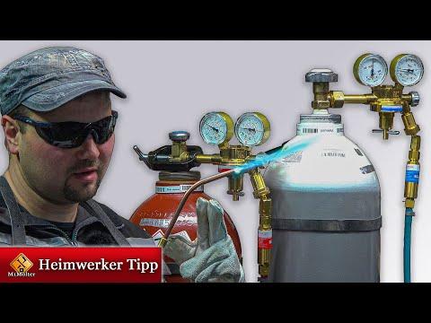 Gasschweißen / Autogenschweißen - Das Autogenschweißverfahren einfach erklärt.(Grundwissen)