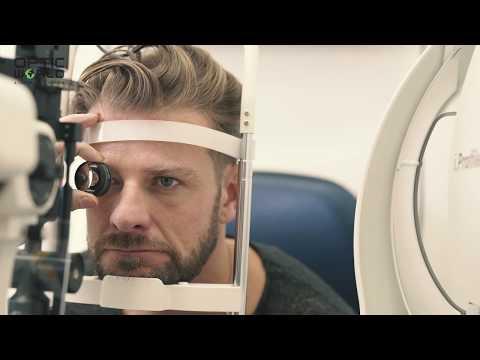 Módszer a látás visszaállítására testmozgással