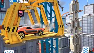HOT WHEELS RACE OFF Muscle Cars Rodger Dodger / D-Muscle /  Muscle Speeder Gameplay Android / iOS