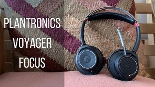 Plantronics Voyager Focus Review and Mic Test: Oldie But Goodie!