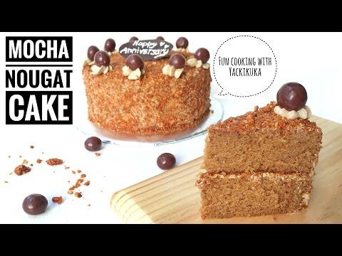 Video Resep Mocha Nougat Cake