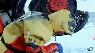 Time Bandit Puke and Rally | Deadliest Catch
