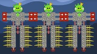 Bad Piggies - THE EXTREME GIANT ROBOT PIGGIES KICK ONE PIGGIES!