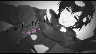 Nightcore ~ One Step At A Time (Male Version)