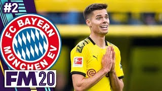 OUR FIRST SIGNING! | FM20 BAYERN CAREER MODE #2