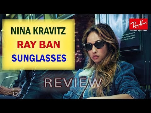 Rayban Nina Cateye Sunglasses RB4314 Fashion 2019