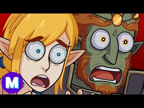 Breath of the Wild: TRIFORCE COMPILATION (Volume 1)
