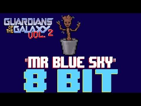 Mr  Blue Sky [8 Bit Tribute to E L O  & Guardians of the Galaxy 2