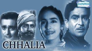 Chhalia - Superhit Comedy Film - Raj Kapoor - Nutan - Pran