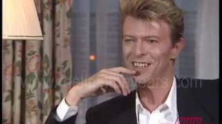 David Bowie  Interview On Countdown 1990