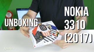 Nokia 3310 (2017), unboxing y toma de contacto a fondo