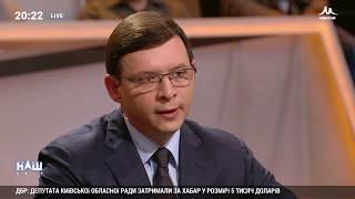 Мураев: Порошенко - это крыса загнанная в угол