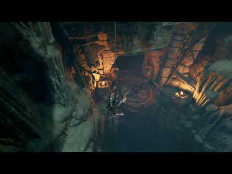 Warrior's Trial Challenge Tomb de Shadow of the Tomb Raider