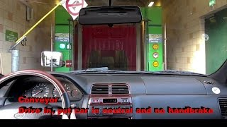 How It Works? Automatic Car Wash