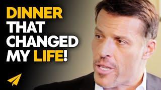 I was Working 18 HOURS a DAY and I was BROKE! | Tony Robbins | #Entspresso