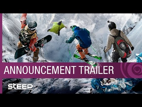 Steep Trailer: Announcement – E3 2016 [US] thumbnail