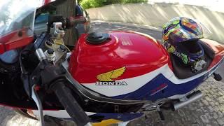 Honda NS400R 1985 (2 Stroke) - Top Speed