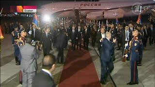 Путин - Египет Каир! 9 февраля 2015