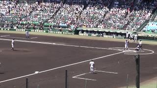 20180814夏の甲子園第100回記念大会2回戦金足農業VS大垣日大プレイボール!