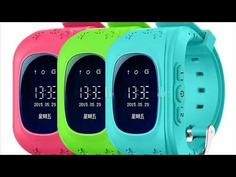 Tutorial smartwatch Q50 Gps para niños en ESPAÑOL servitecnology
